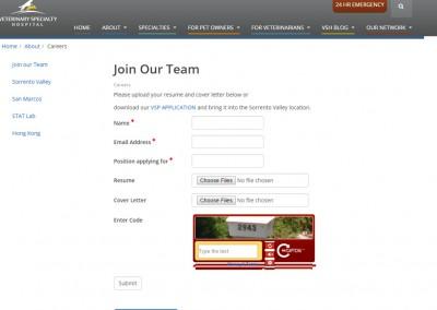 Freelance Joomla Project