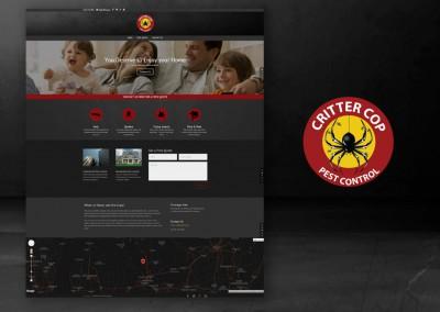 CritterCop Website