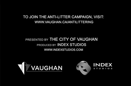 City of Vaughan Anti-Litter