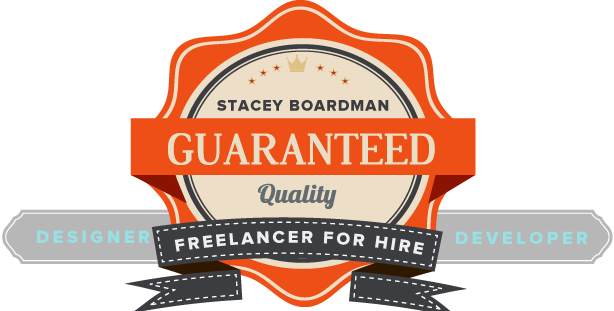 Stacey Boardman - Freelance Creative Designer and Developer