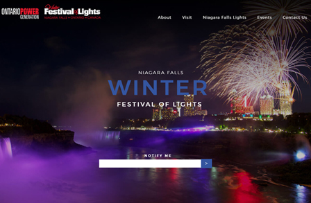 Winter Festival of Lights